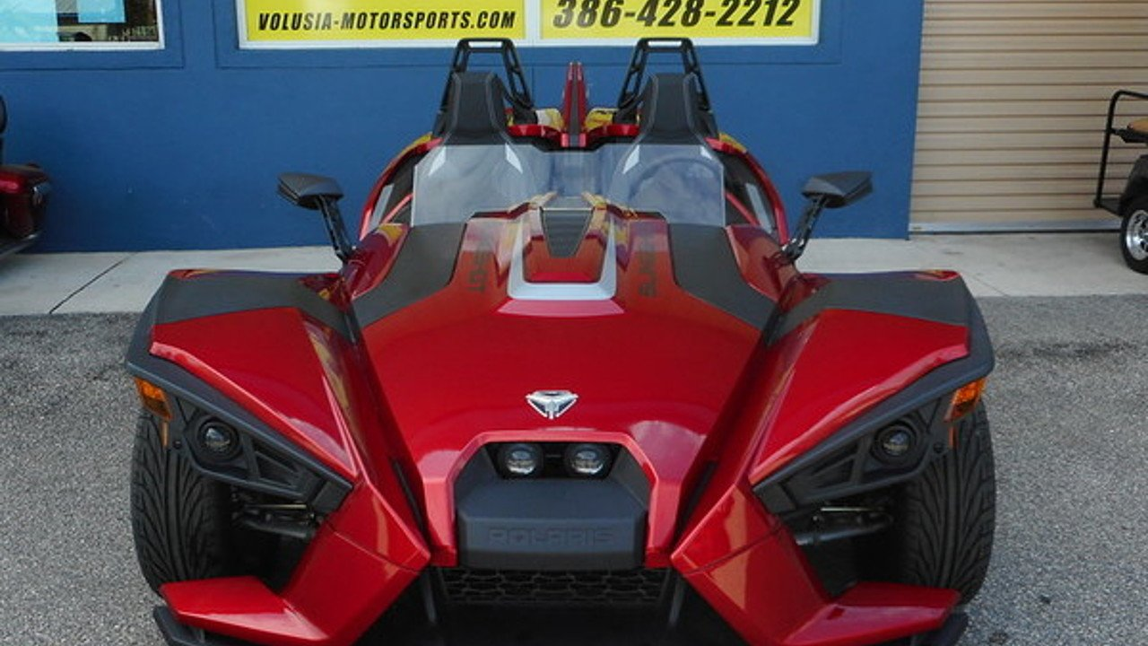 2018 Polaris Slingshot for sale 200547428