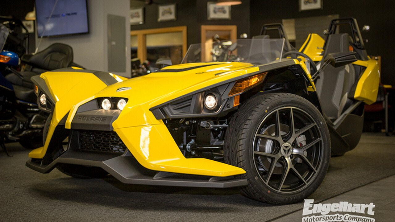 2018 Polaris Slingshot for sale 200582105