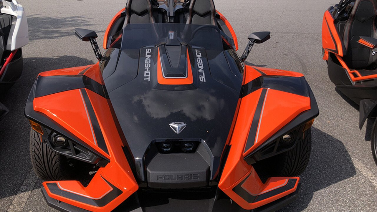 2018 Polaris Slingshot for sale 200593574