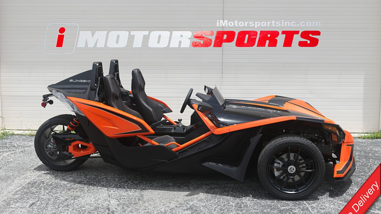 2018 Polaris Slingshot for sale 200595417