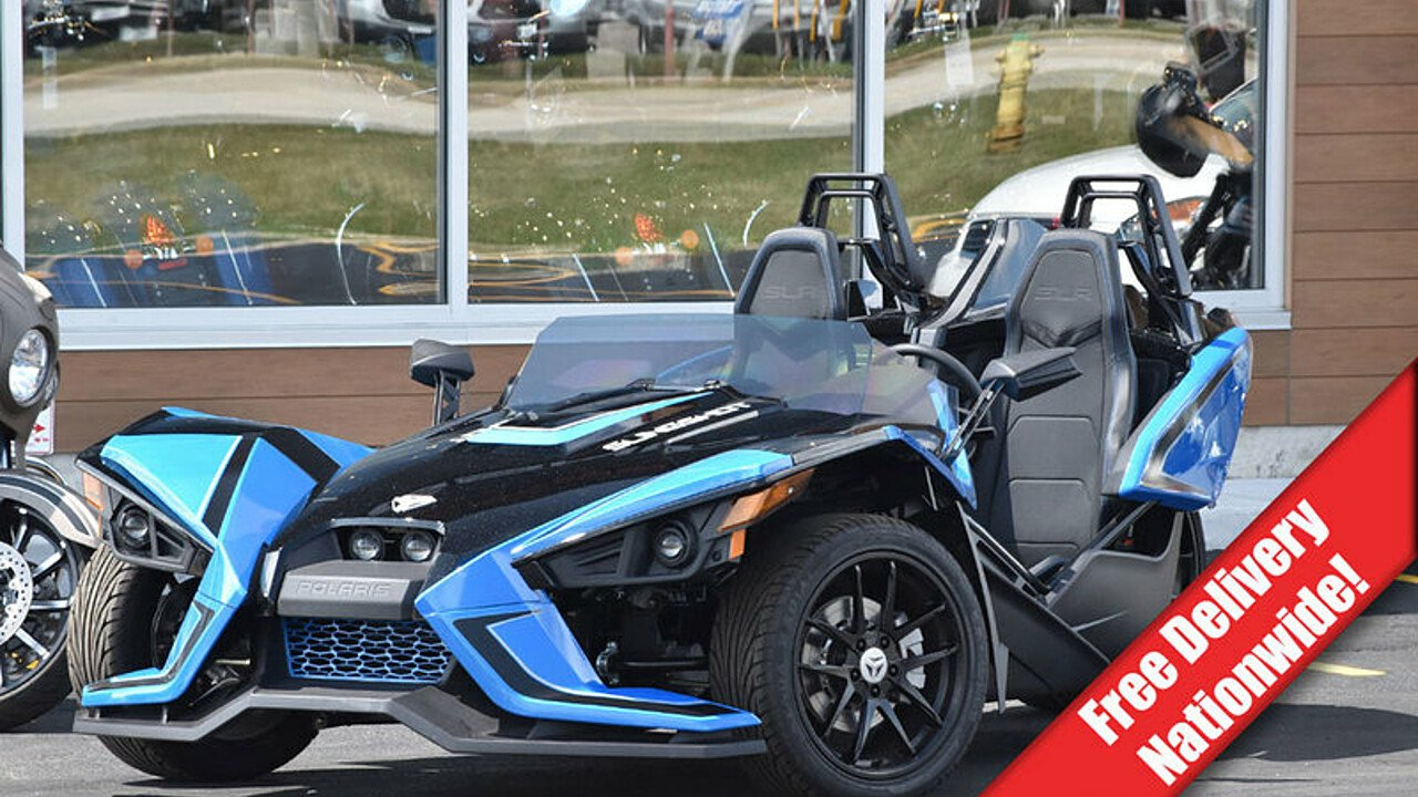 2018 Polaris Slingshot for sale 200609029