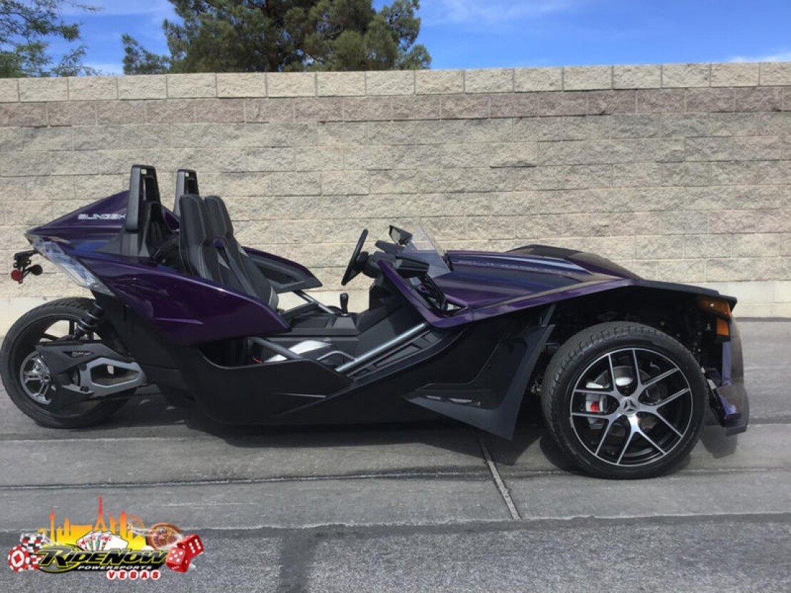 2018 Polaris Slingshot For Sale Near Las Vegas Nevada 89130
