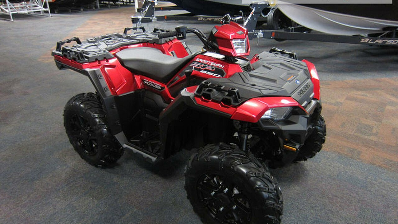 2018 Polaris Sportsman 850 for sale 200511447
