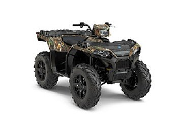 2018 Polaris Sportsman 850 for sale 200527578