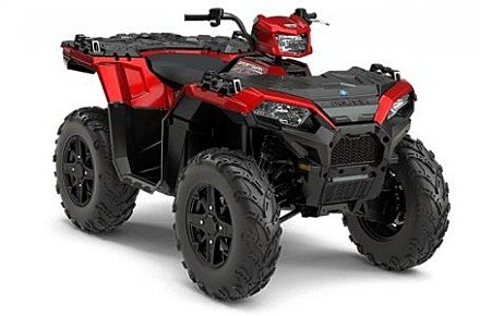 2018 Polaris Sportsman 850 for sale 200608450