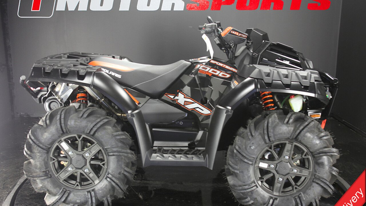 2018 Polaris Sportsman XP 1000 for sale 200595531