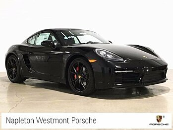 2018 Porsche 718 Cayman for sale 100922864