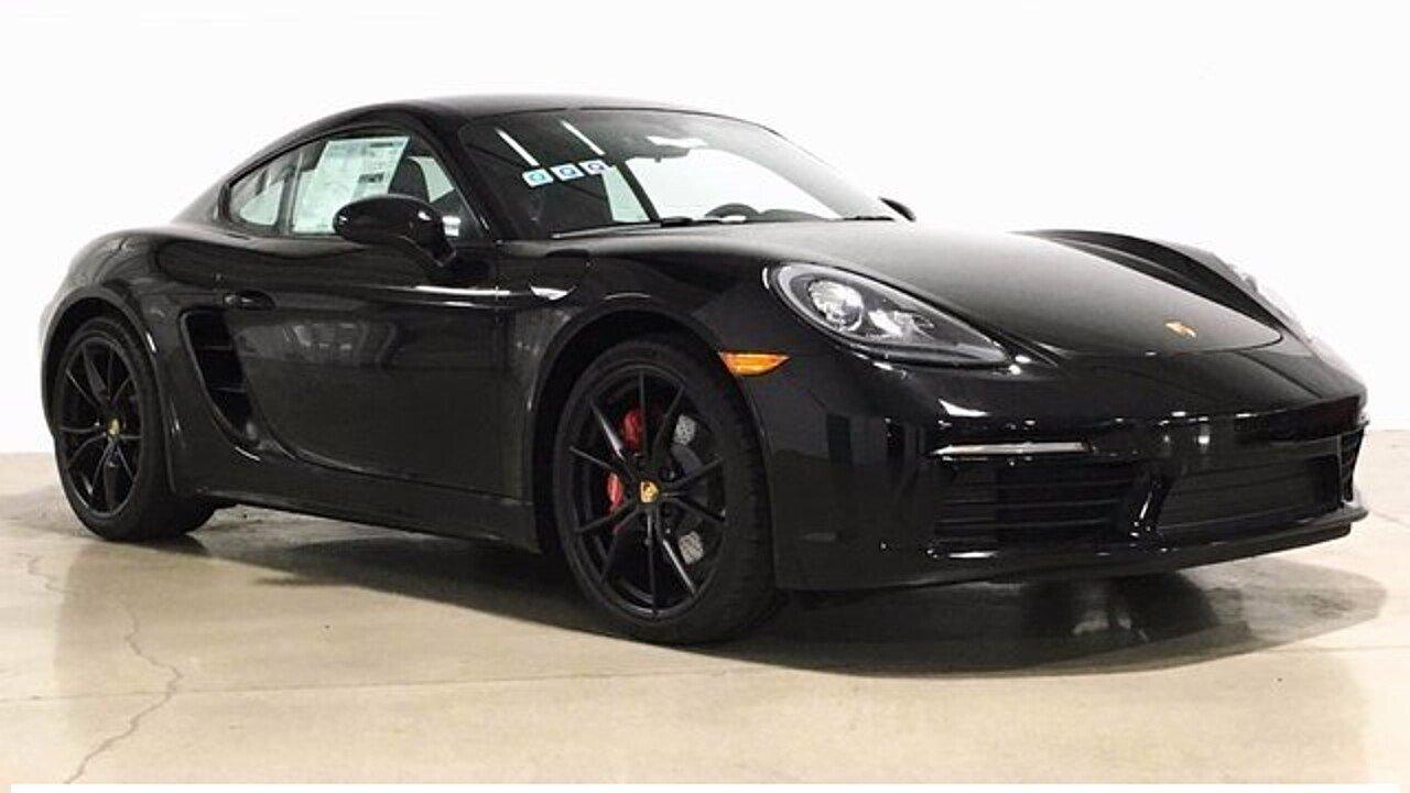 2018 Porsche 718 Cayman for sale near Westmont, Illinois 60559 ...