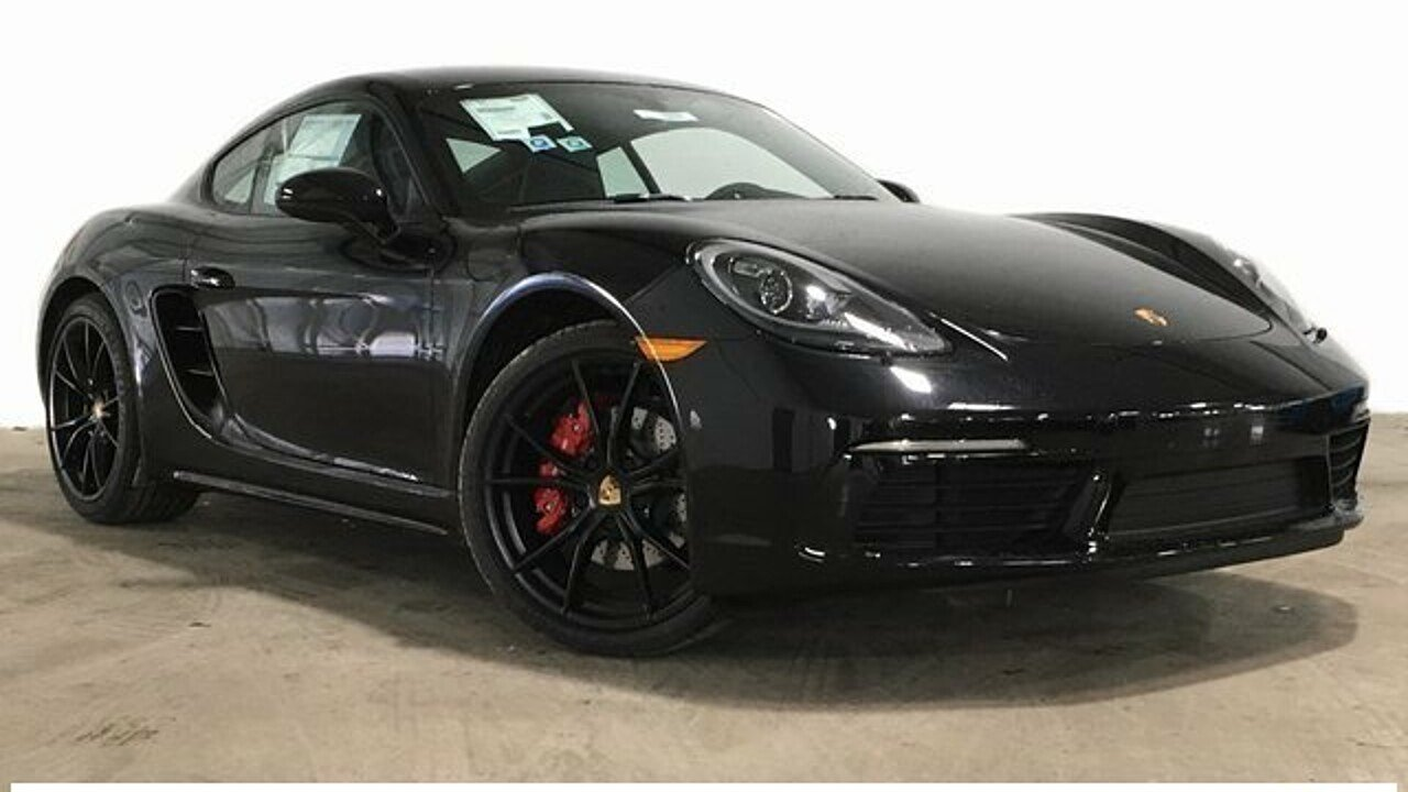 2018 Porsche 718 Cayman for sale 100962701