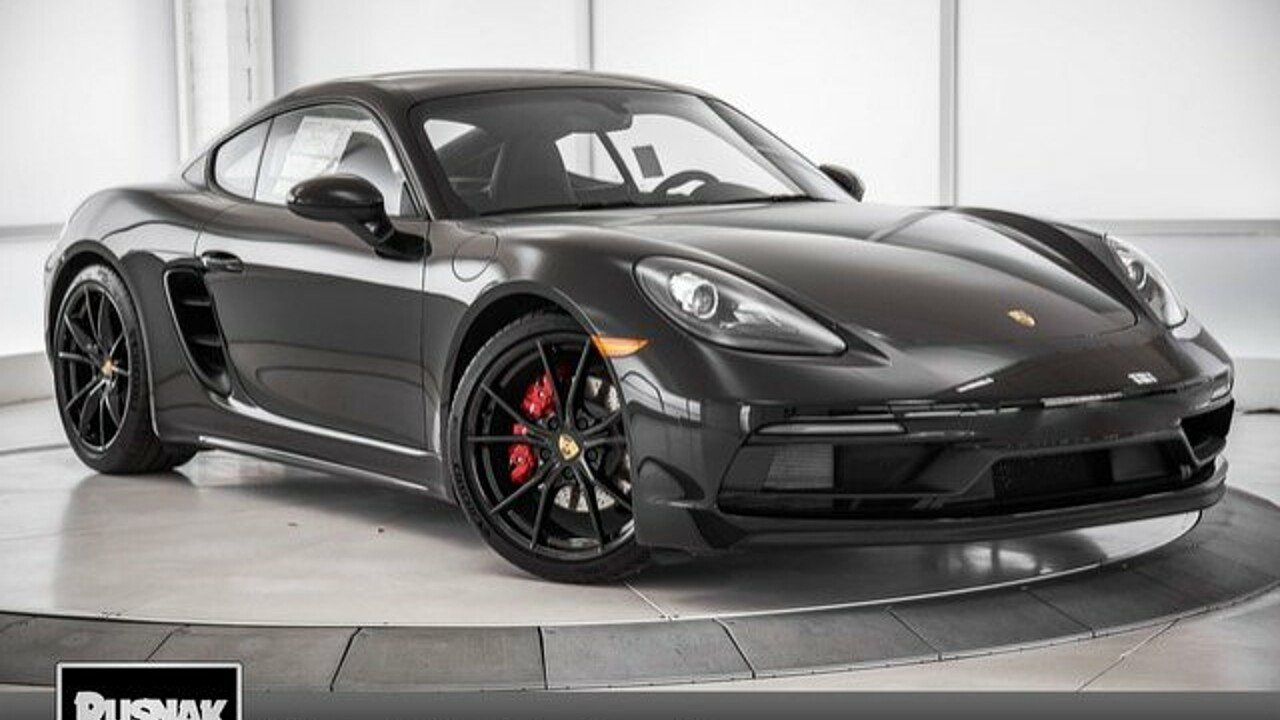 2018 Porsche 718 Cayman for sale 100972864