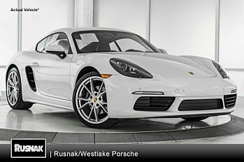 2018 Porsche 718 Cayman for sale 100992317