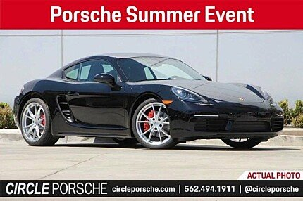2018 Porsche 718 Cayman for sale 100955495
