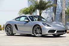 2018 Porsche 718 Cayman for sale 100968347