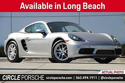 2018 Porsche 718 Cayman for sale 101004352