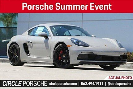 2018 Porsche 718 Cayman for sale 101004353