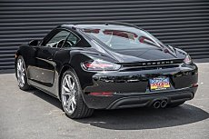 2018 Porsche 718 Cayman for sale 101005185