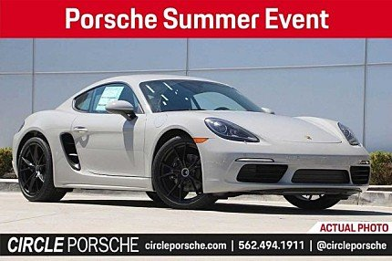 2018 Porsche 718 Cayman for sale 101005958