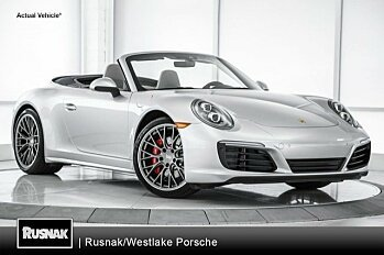 2018 Porsche 911 Cabriolet for sale 100916839