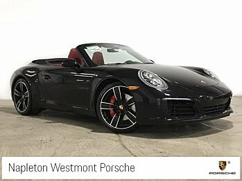 2018 Porsche 911 Cabriolet for sale 100942083