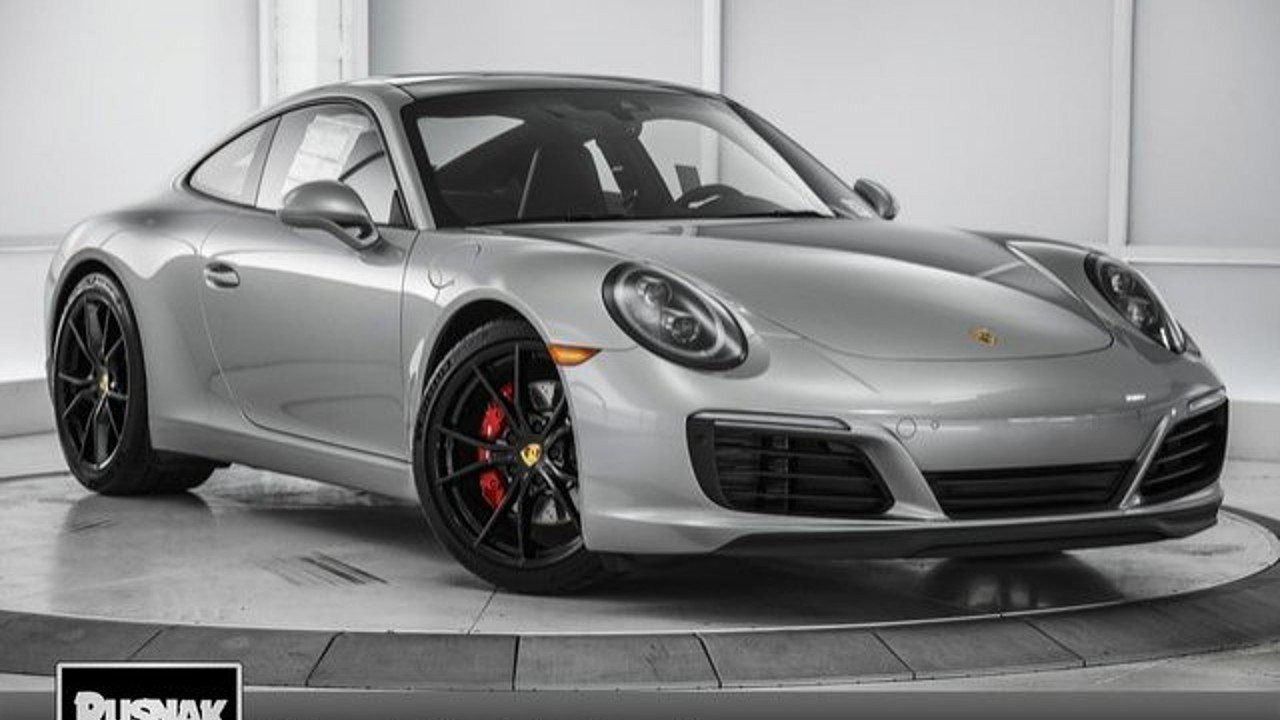 2018 Porsche 911 Coupe for sale 100961801