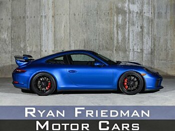 2018 Porsche 911 GT3 Coupe for sale 100977459