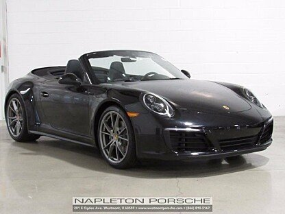 2018 Porsche 911 Carrera Cabriolet for sale 100898151