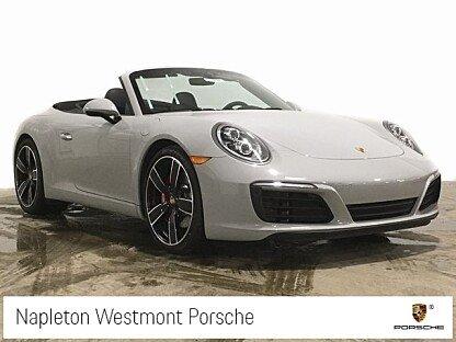 2018 Porsche 911 Cabriolet for sale 100945045