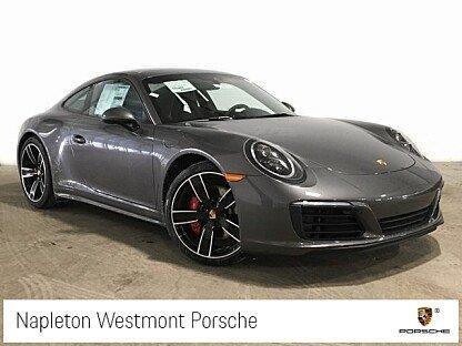 2018 Porsche 911 Coupe for sale 100947080