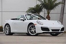 2018 Porsche 911 Carrera Cabriolet for sale 100955603