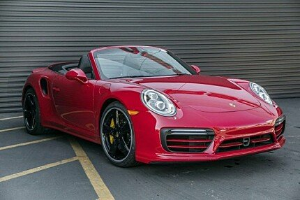2018 Porsche 911 4 Cabriolet for sale 100967163