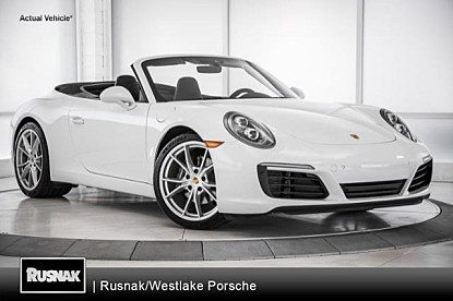 2018 Porsche 911 Carrera Cabriolet for sale 100968125