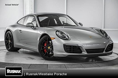 2018 Porsche 911 Coupe for sale 100992518