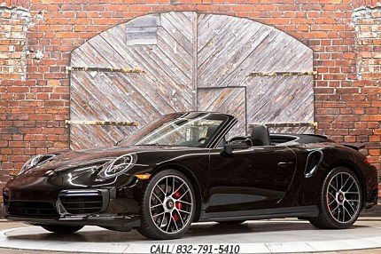 2018 Porsche 911 4 Cabriolet for sale 101002104