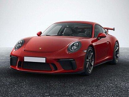 2018 Porsche 911 GT3 Coupe for sale 101014482