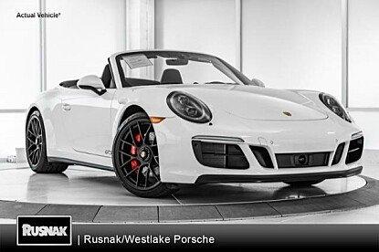 2018 Porsche 911 Cabriolet for sale 101016764