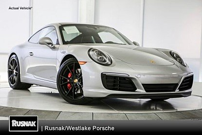 2018 Porsche 911 Coupe for sale 101031255