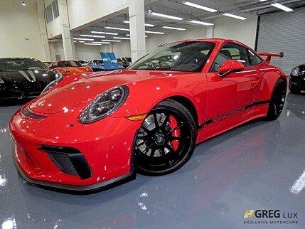 2018 Porsche 911 GT3 Coupe for sale 101036880
