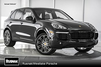 2018 Porsche Cayenne for sale 100916797