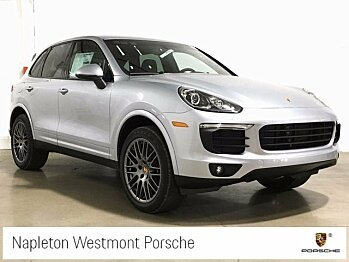 2018 Porsche Cayenne for sale 100925346