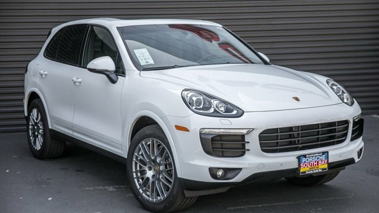 2018 Porsche Cayenne for sale 100978752