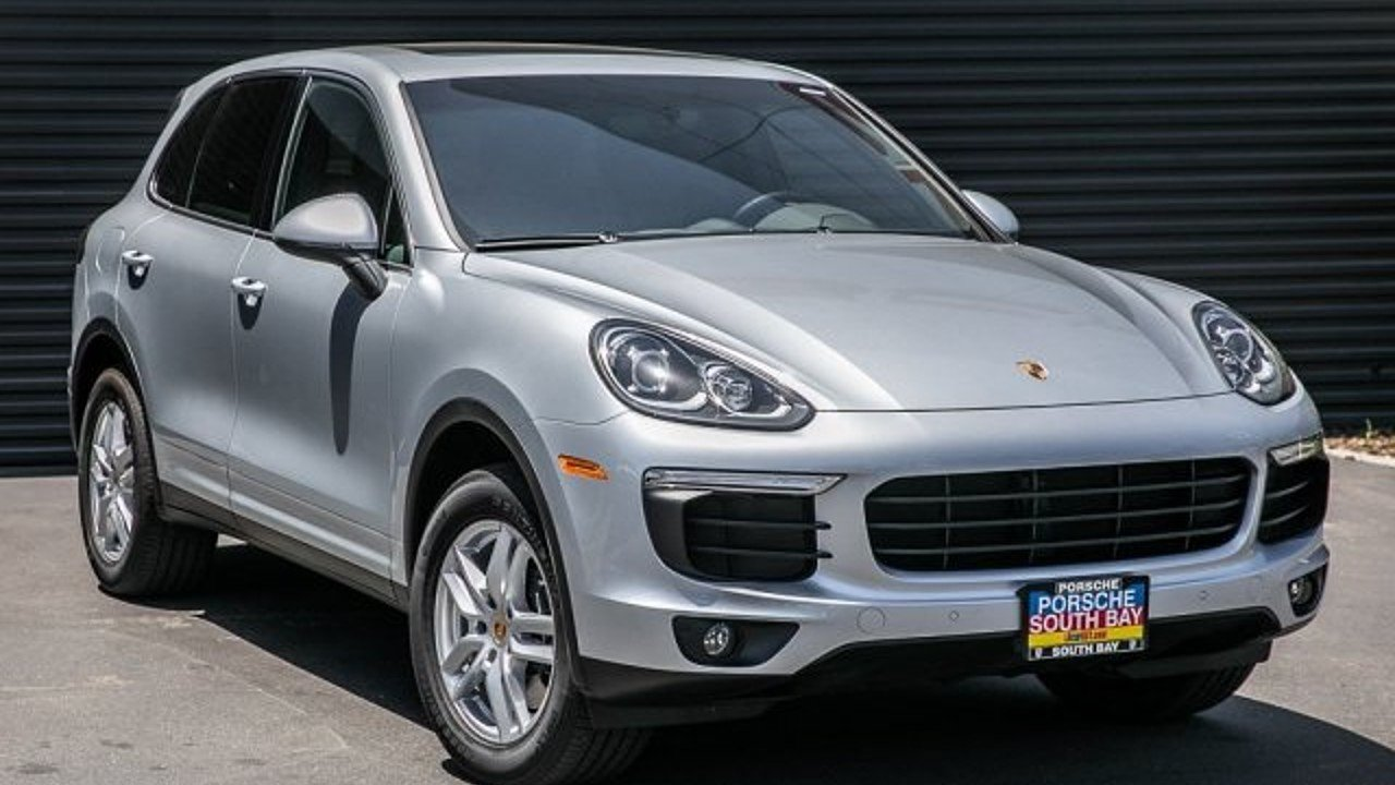 2018 Porsche Cayenne for sale 100985813