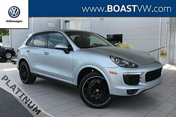 2018 Porsche Cayenne for sale 101013274