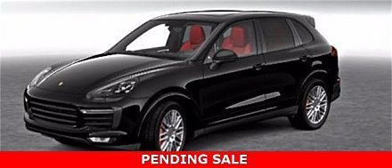 2018 Porsche Cayenne Turbo for sale 100891067