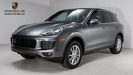 2018 Porsche Cayenne for sale 100896455