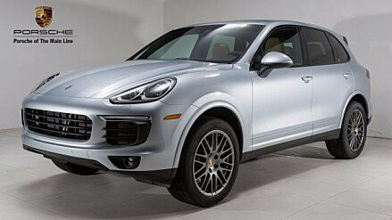 2018 Porsche Cayenne for sale 100910048