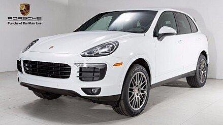2018 Porsche Cayenne for sale 100924952
