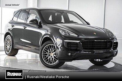 2018 Porsche Cayenne for sale 100940821