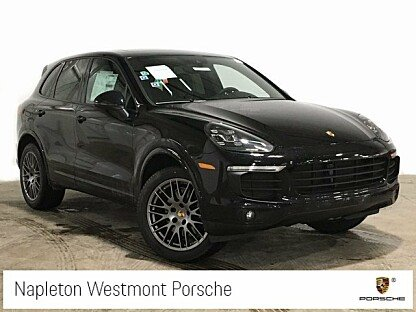 2018 Porsche Cayenne for sale 100953063