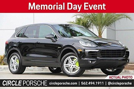 2018 Porsche Cayenne S E-Hybrid for sale 100955508