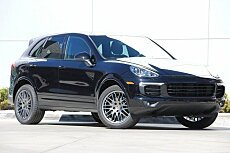 2018 Porsche Cayenne for sale 100955519